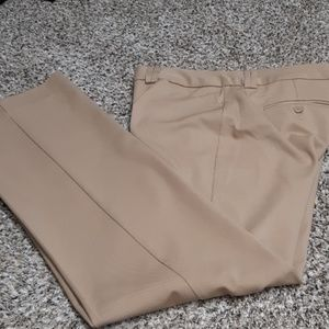 Express Camel Colored Trousers - EUCIns